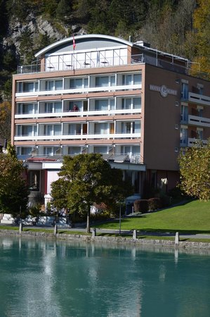 Aparthotel Goldey: Hotel