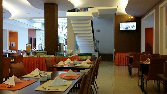 Hotel Jentra Dagen: 식당