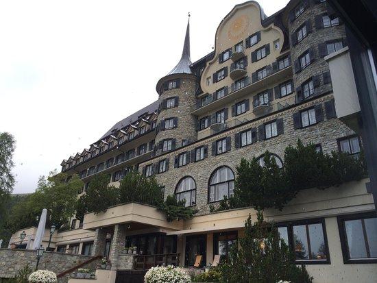 Suvretta House: Hotel