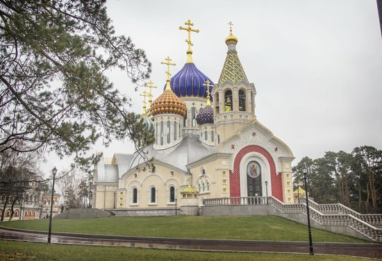 Church of the Savior Transfiguration