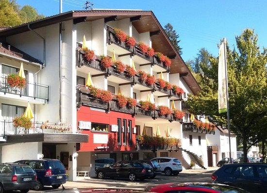 Flair Hotel Sonnenhof : Hotel Sonnenhof
