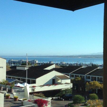 Monterey Marriott: Nice View