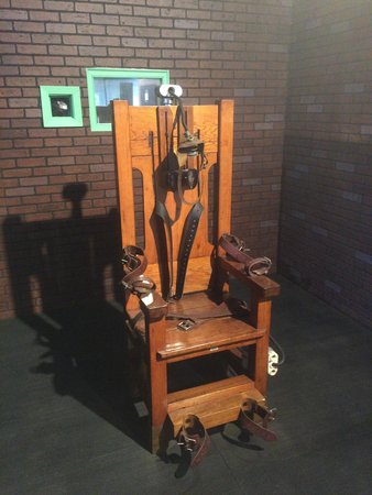 Texas Prison Museum: Old Sparky