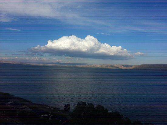 Rimonim Mineral Tiberias : my view :-)
