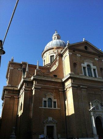 Basilica della Madonna della Ghiara: La Ghiara