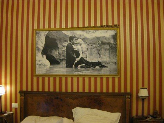Le Sorelle Lumiere: Room Fellini. La Dolce Vita