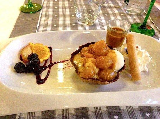 Restaurant des Vosges: Dessert