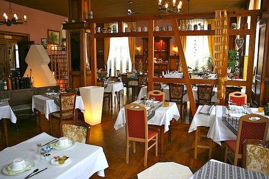 Restaurant des Vosges: Salle du restaurant