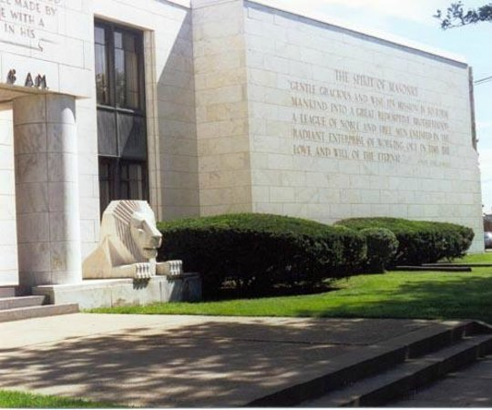Masonic Library And Museum Cedar Rapids Ia Address
