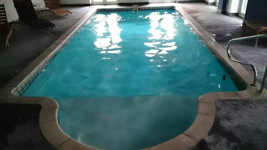 Sychnant Pass Country House: Lovely pool, decent size with plenty of loungers