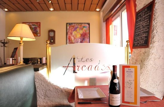 Restaurant Brasserie les Arcades