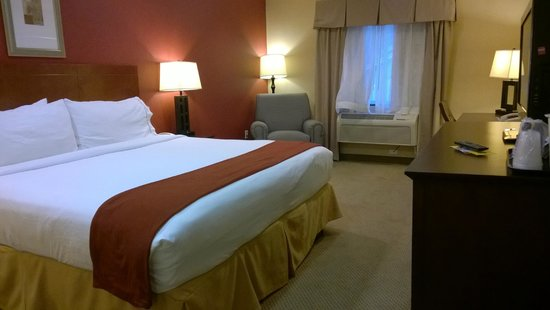 Holiday Inn Express Hotel & Suites Los Angeles Airport Hawthorne: King Size Bedroom