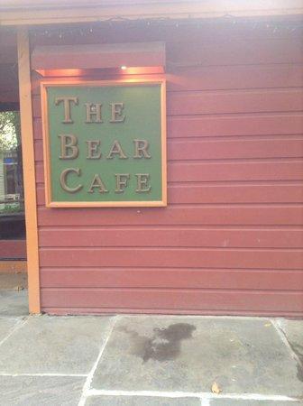 Bear Cafe: Bear Café