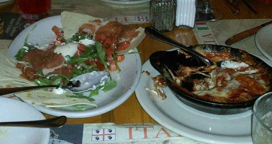 Cosmos Italian Cafe and Pizzeria: Yum