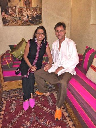 Riad BenSaid : Chantal & Eric