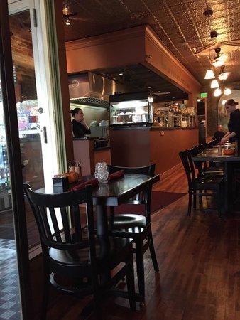 Cafe D'italia: Maravilhoso!
