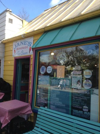 Jane's Ice Cream