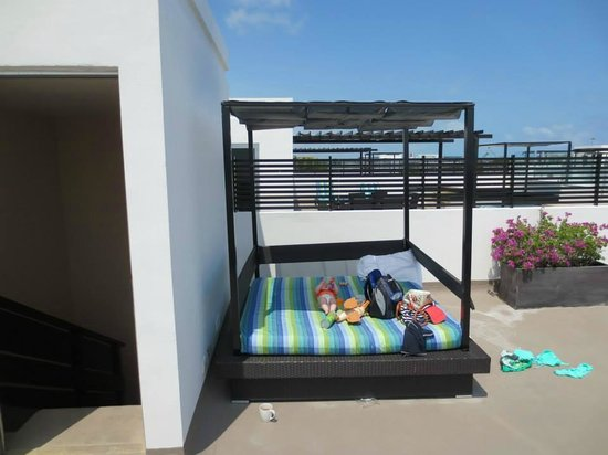 Sky Suite Rooftop Picture Of Azul Beach Resort The Fives Playa Del Carmen Playa Del Carmen