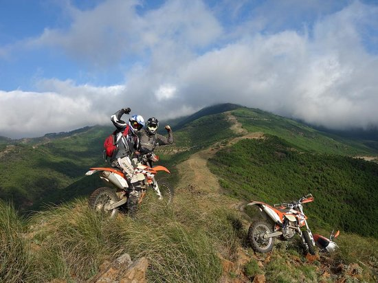 Riders of the Lost Trail - Guided Off Road Motorcycle Trail Tours