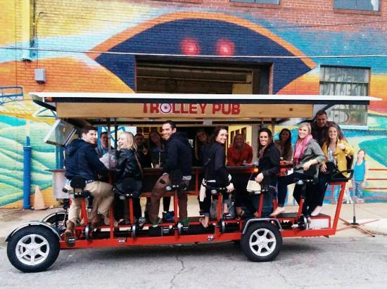 Trolley Pub Houston