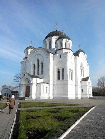 Saint Euphrosyne Monastery: Полоцк, Монастырь Евфросиньи Полоцкой