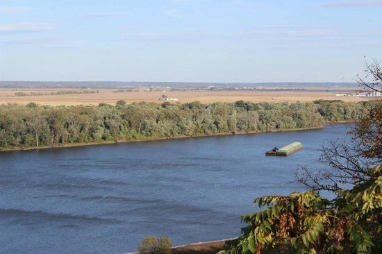 Lovers Leap, Hannibal, MO, Oct 201 - Picture of Lovers ...