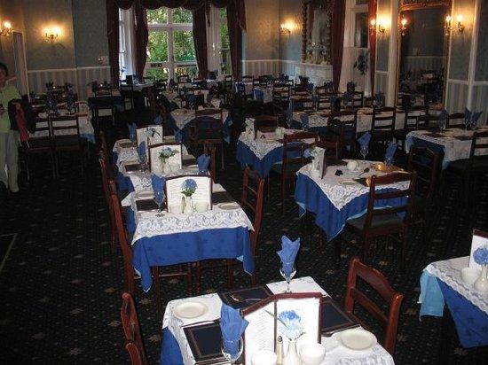 Daish's Hotel: Restaurant