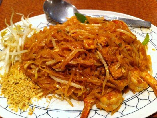 Baan Thai: Pad thai