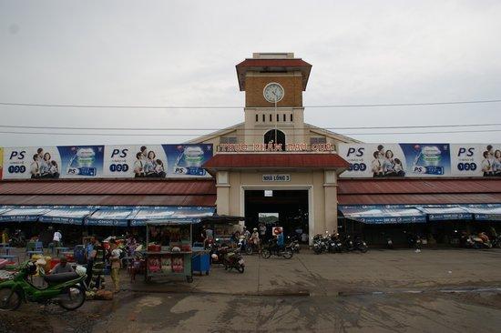 Cantho Market: Entrada