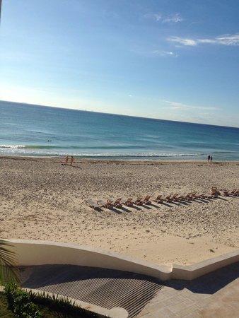 Playacar Palace: Amazing beach