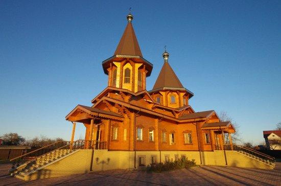 Храм преподобного Серафима Саровского