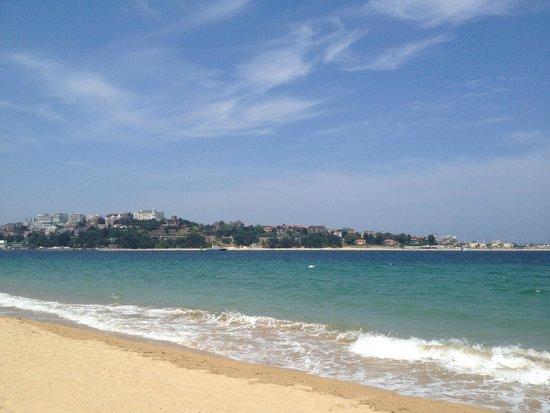 Playa de El Puntal: Vistas desde El Puntal