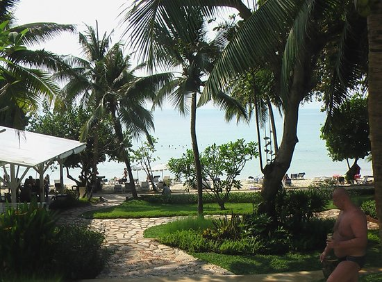 Lima Coco Resort: Территория отеля