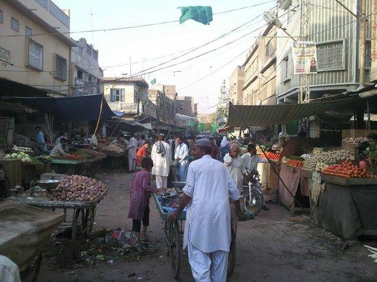 Mirpur Khas, Pakistan: Shahi bazaar