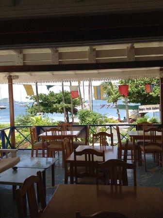 Maria's Cafe Restaurant Bequia