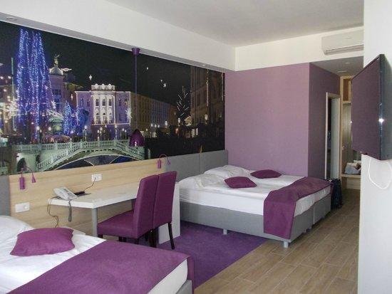 Hotel Emonec: Camera 702