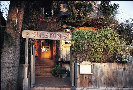 Berkeley, CA: Chez Panisse Restaurant & Cafe