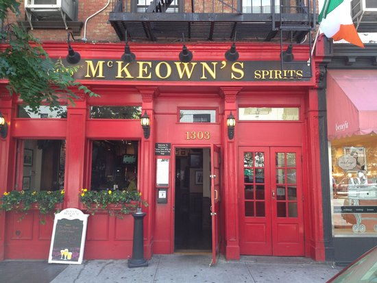 McKeown's : Awesome East Side Craft Beer Pub