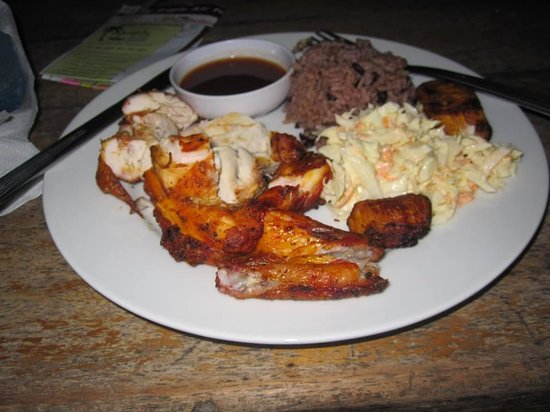 Robin's Kitchen: Jerk chicken