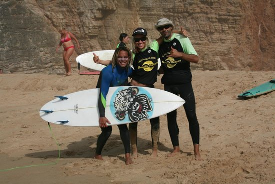 Sagres Natura Surf Camp School & Shop: crew