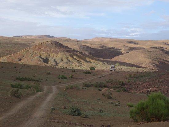 Kasbah 123 Soleil: En route sur le Jbel Saghro