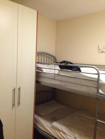 Times Hostels - Camden Place: Quarto feminino