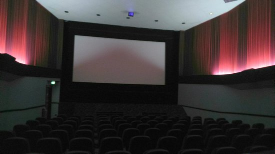 Movie House Dublin Road: One of the smaller screens