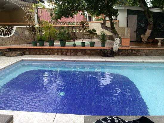 Alicia's Guest House: piscina