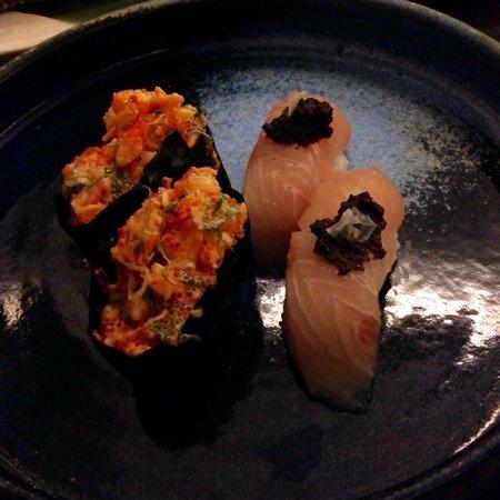 Damindra: Sushi special