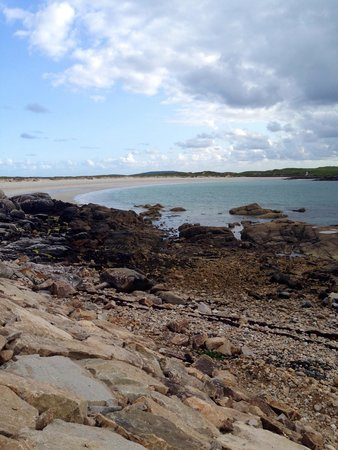 Roundstone, Ireland: Amazing beach