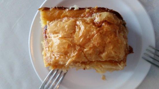 ZINO'S Greek Restaurant: Dessert