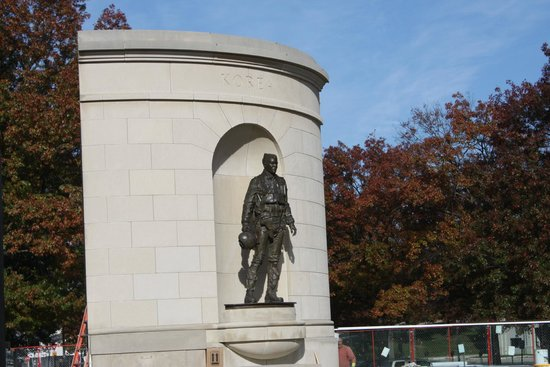 West Virginia Veterans Memorial : Korea