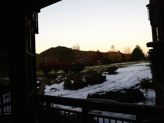 Bent Creek Golf Village : View from room