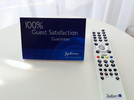 100 guest satisfaction picture of radisson blu resort spa